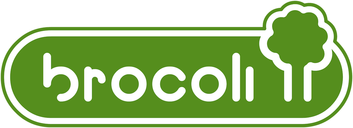 Brocoli logo transparent